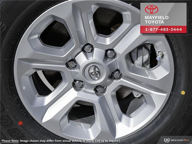 2019 Toyota 4Runner SR5 (Stk: 1901544) in Edmonton - Image 9 of 25