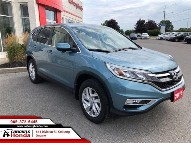 2016 Honda CR-V EX (Stk: 19358A) in Cobourg - Image 1 of 20