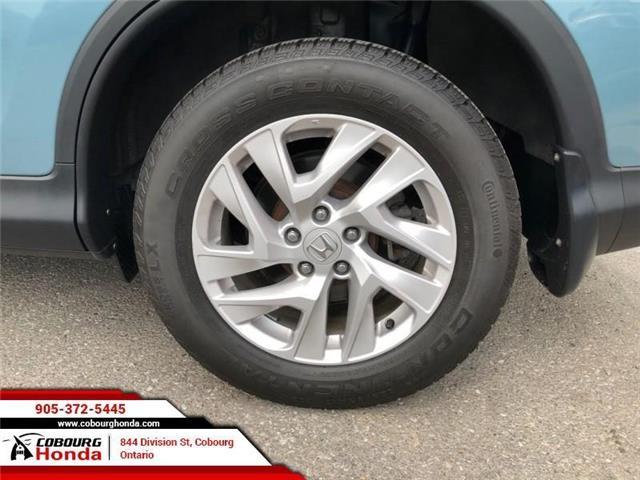 2016 Honda CR-V EX (Stk: 19358A) in Cobourg - Image 15 of 20