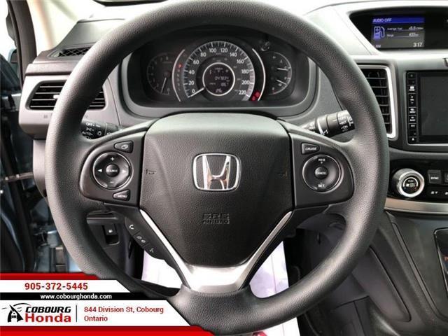 2016 Honda CR-V EX (Stk: 19358A) in Cobourg - Image 17 of 20