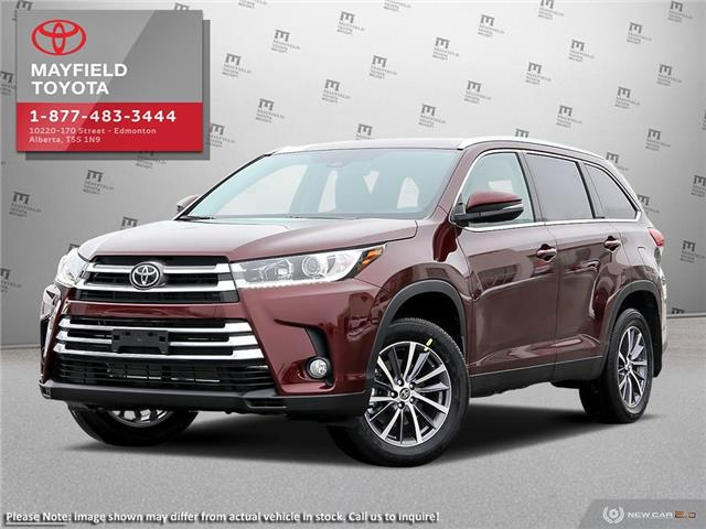2019 Toyota Highlander XLE (Stk: 190464) in Edmonton - Image 1 of 24