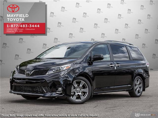 2019 Toyota Sienna Technology Package (Stk: 190247) in Edmonton - Image 1 of 24