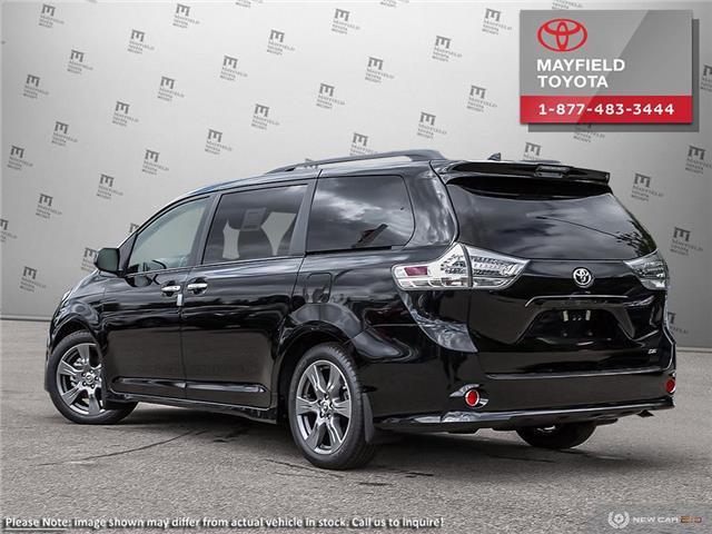 2019 Toyota Sienna Technology Package (Stk: 190247) in Edmonton - Image 4 of 24