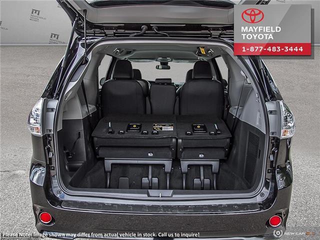 2019 Toyota Sienna Technology Package (Stk: 190247) in Edmonton - Image 7 of 24
