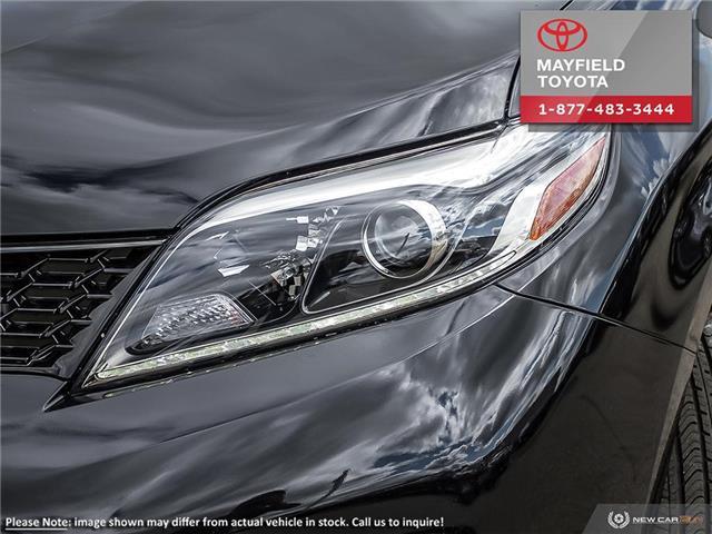 2019 Toyota Sienna Technology Package (Stk: 190247) in Edmonton - Image 10 of 24