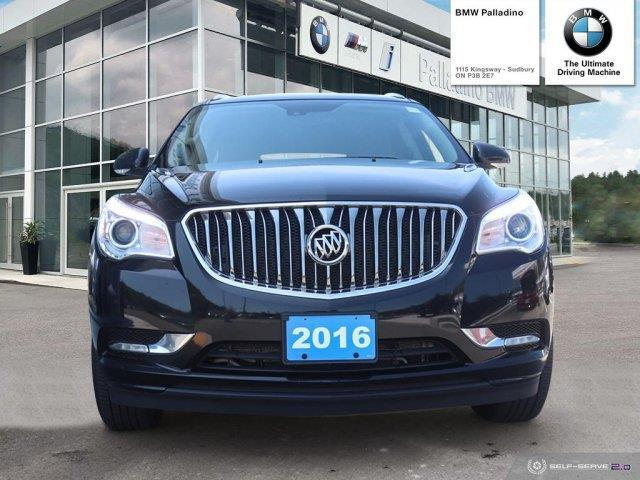 2016 Buick Enclave Premium (Stk: 0105A) in Sudbury - Image 2 of 21