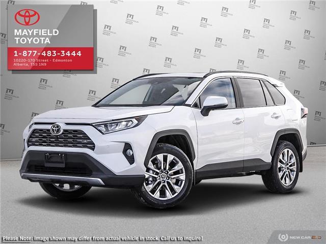 2019 Toyota RAV4 Limited (Stk: 1901049) in Edmonton - Image 1 of 24