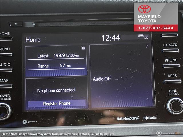 2019 Toyota Sienna Technology Package (Stk: 190263) in Edmonton - Image 19 of 24