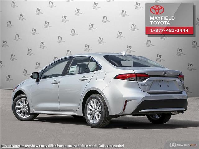 2020 Toyota Corolla XLE (Stk: M000017) in Edmonton - Image 4 of 24