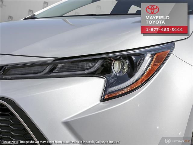 2020 Toyota Corolla XLE (Stk: M000017) in Edmonton - Image 10 of 24