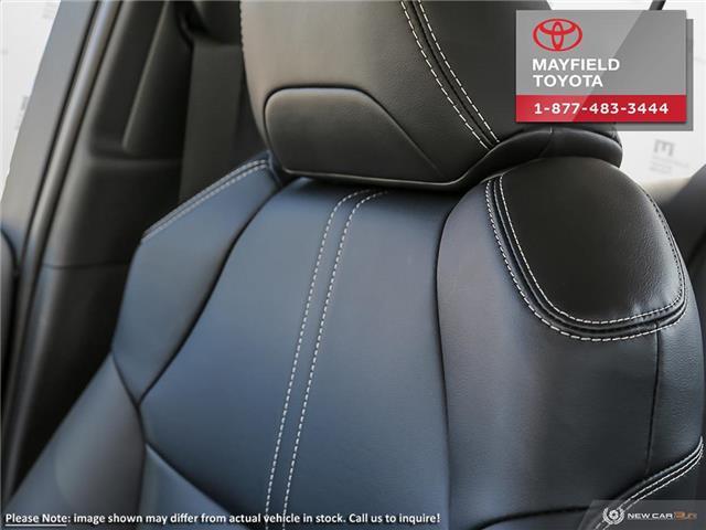 2020 Toyota Corolla XLE (Stk: M000017) in Edmonton - Image 21 of 24