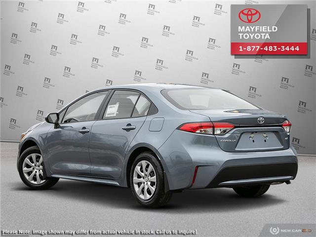 2020 Toyota Corolla LE (Stk: M000004) in Edmonton - Image 4 of 24
