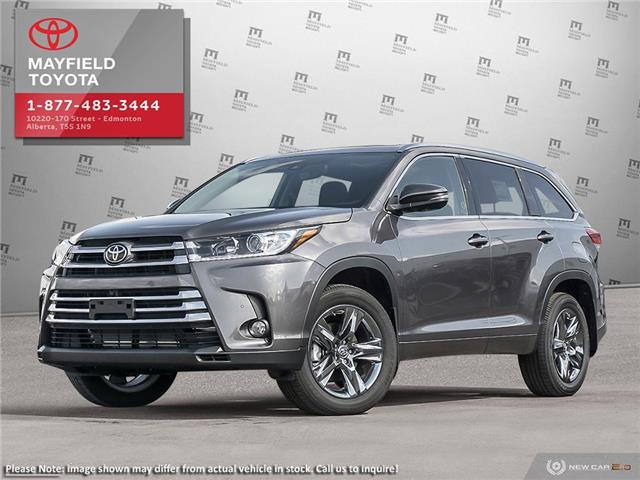 2019 Toyota Highlander Limited (Stk: 190503) in Edmonton - Image 1 of 24