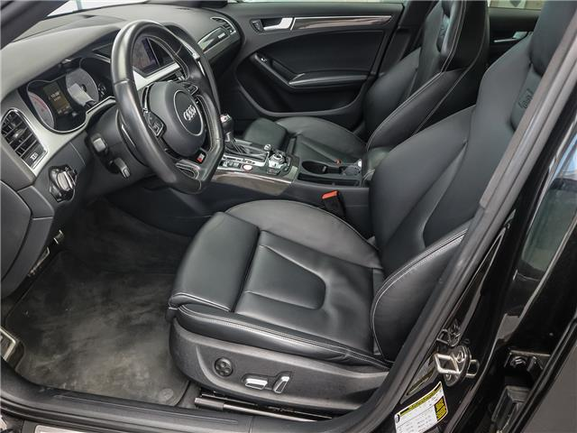 2016 Audi S4 3.0T Progressiv plus (Stk: P3253) in Toronto - Image 11 of 27