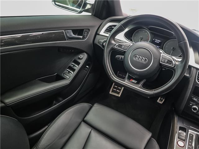 2016 Audi S4 3.0T Progressiv plus (Stk: P3253) in Toronto - Image 13 of 27