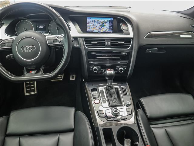 2016 Audi S4 3.0T Progressiv plus (Stk: P3253) in Toronto - Image 14 of 27