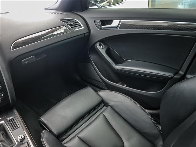 2016 Audi S4 3.0T Progressiv plus (Stk: P3253) in Toronto - Image 15 of 27