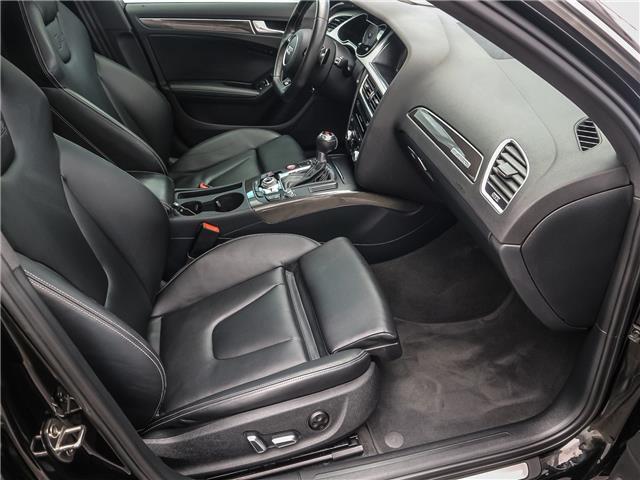 2016 Audi S4 3.0T Progressiv plus (Stk: P3253) in Toronto - Image 19 of 27