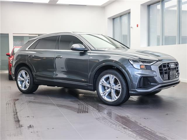 2019 Audi Q8 55 Progressiv (Stk: P3393) in Toronto - Image 3 of 28