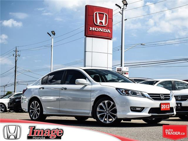 2013 Honda Accord Sport (Stk: 9C631A) in Hamilton - Image 1 of 20