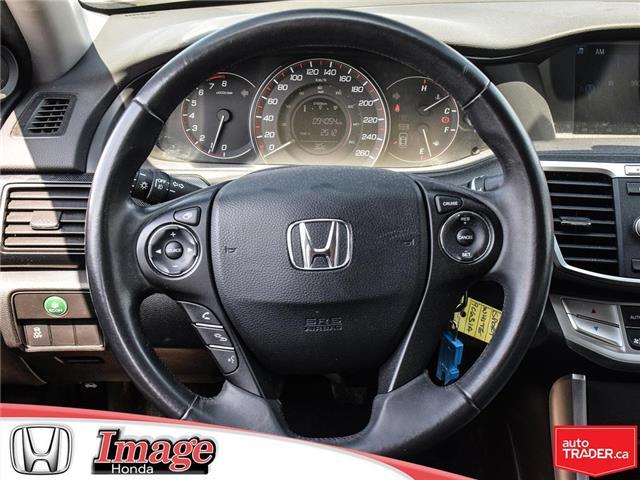 2013 Honda Accord Sport (Stk: 9C631A) in Hamilton - Image 14 of 20