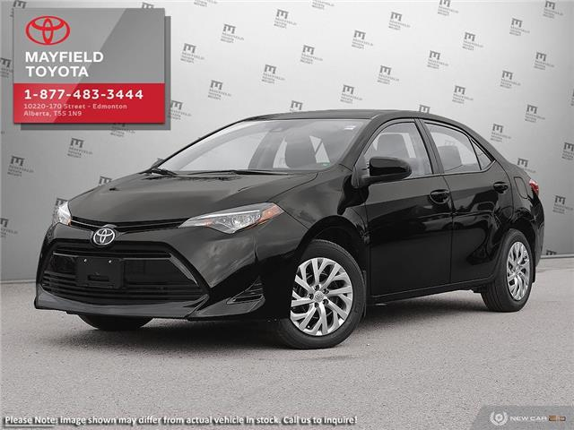 2018 Toyota Corolla LE Upgrade Package (Stk: 1862772) in Edmonton - Image 1 of 23