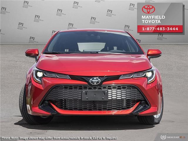 2019 Toyota Corolla Hatchback Base (Stk: 196165) in Edmonton - Image 2 of 24