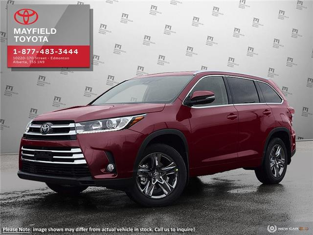 2019 Toyota Highlander Limited (Stk: 190526) in Edmonton - Image 1 of 24