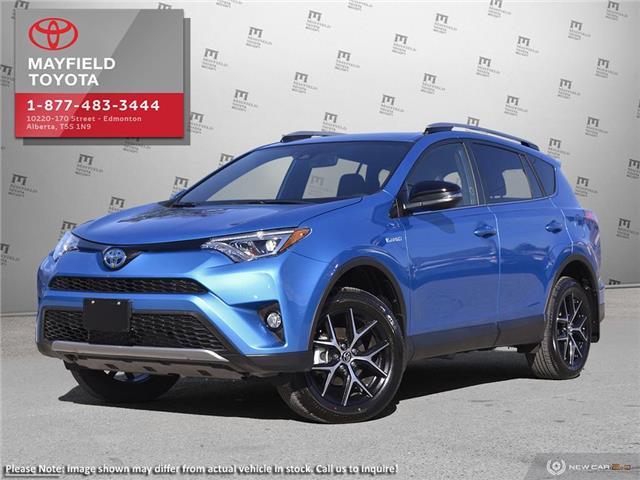 2017 Toyota RAV4 Hybrid SE (Stk: 1702709A) in Edmonton - Image 1 of 23