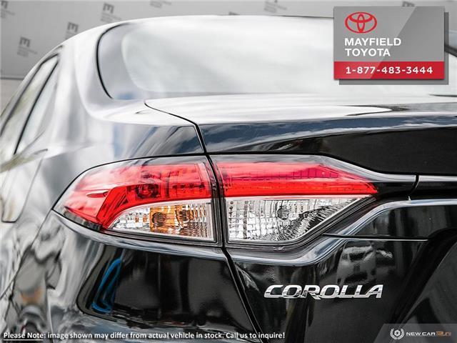 2020 Toyota Corolla L (Stk: M000002) in Edmonton - Image 11 of 24