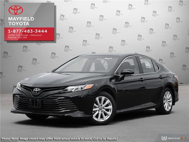 2019 Toyota Camry LE (Stk: 1901328) in Edmonton - Image 1 of 23
