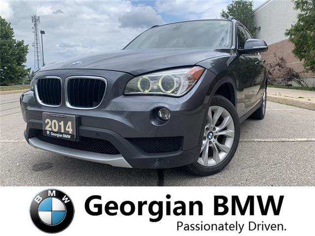 2014 BMW X1 xDrive28i (Stk: B19229T1) in Barrie - Image 1 of 20