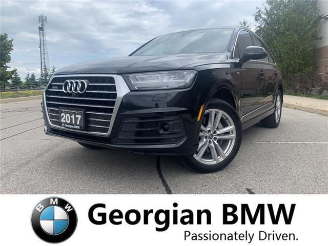 2017 Audi Q7 3.0T Technik (Stk: B19231-1) in Barrie - Image 1 of 22