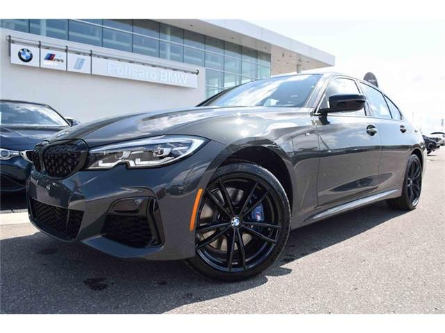 2020 BMW M340 i xDrive (Stk: 0H08534) in Brampton - Image 1 of 12