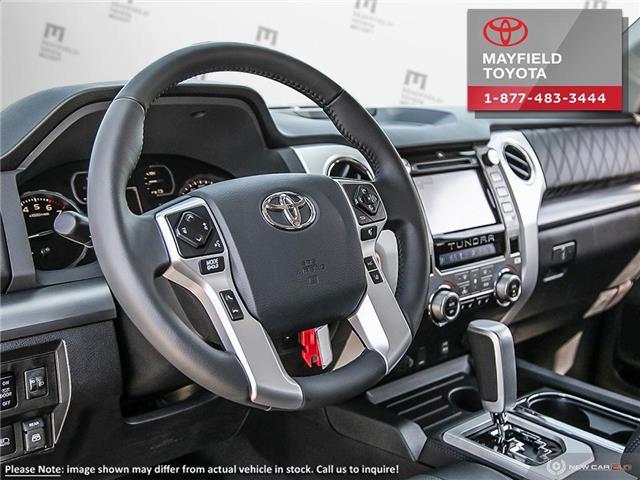 2018 Toyota Tundra Platinum 5.7L V8 (Stk: 180121) in Edmonton - Image 12 of 24