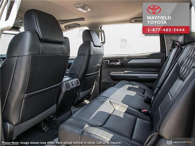 2018 Toyota Tundra Platinum 5.7L V8 (Stk: 180121) in Edmonton - Image 22 of 24