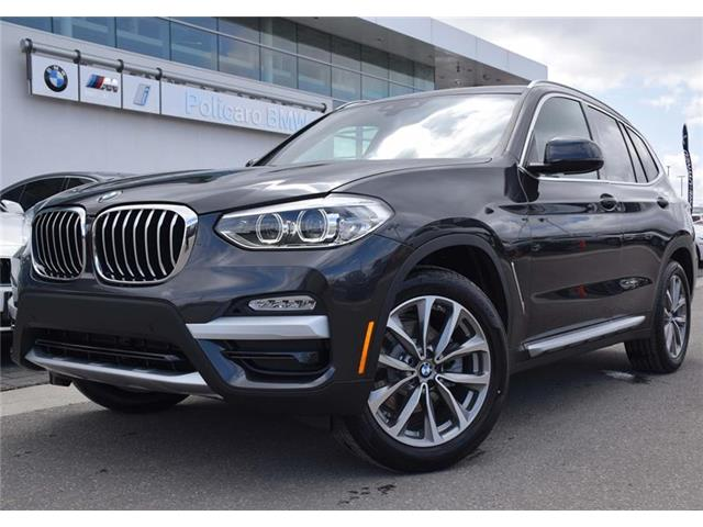 2019 BMW X3 xDrive30i (Stk: 9R11133) in Brampton - Image 1 of 12