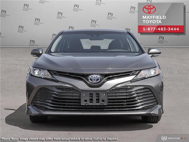 2019 Toyota Camry Hybrid LE (Stk: 1901980) in Edmonton - Image 2 of 24