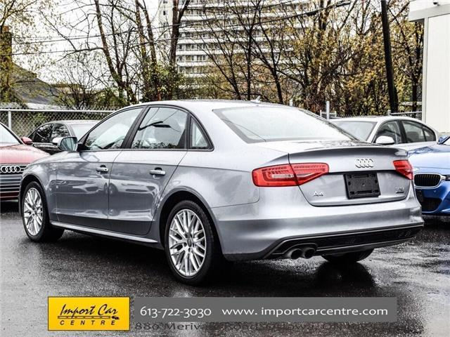 2016 Audi A4 2.0T Komfort plus (Stk: 002482) in Ottawa - Image 5 of 30