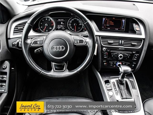 2016 Audi A4 2.0T Komfort plus (Stk: 002482) in Ottawa - Image 18 of 30