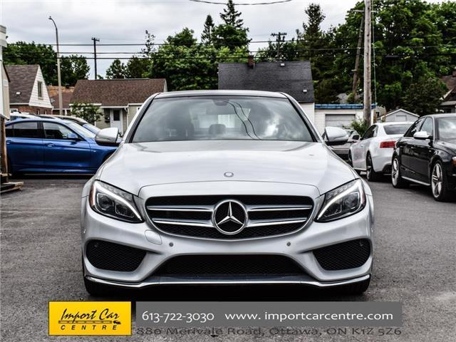 2015 Mercedes-Benz C-Class Base (Stk: 021715) in Ottawa - Image 2 of 27