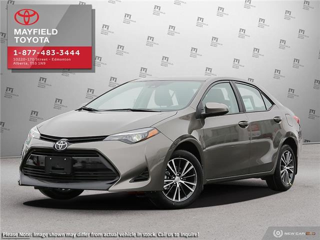 2019 Toyota Corolla LE Upgrade Package (Stk: 190708) in Edmonton - Image 1 of 24