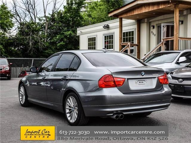 2011 BMW 328i xDrive (Stk: 773134) in Ottawa - Image 5 of 30