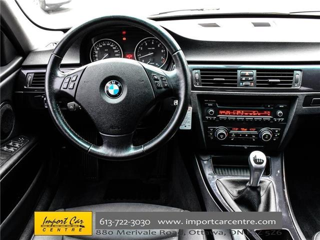 2011 BMW 328i xDrive (Stk: 773134) in Ottawa - Image 17 of 30