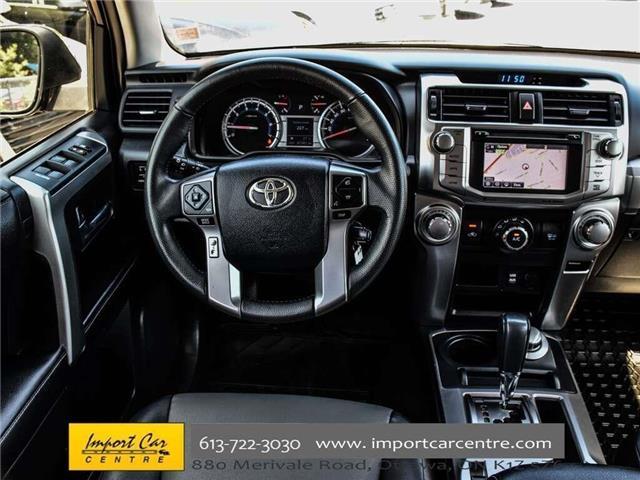 2017 Toyota 4Runner SR5 (Stk: 441265) in Ottawa - Image 17 of 30