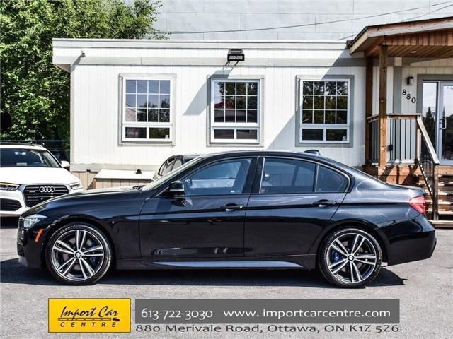 2016 BMW 340i xDrive (Stk: 703292) in Ottawa - Image 4 of 30