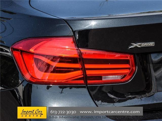 2016 BMW 340i xDrive (Stk: 703292) in Ottawa - Image 9 of 30