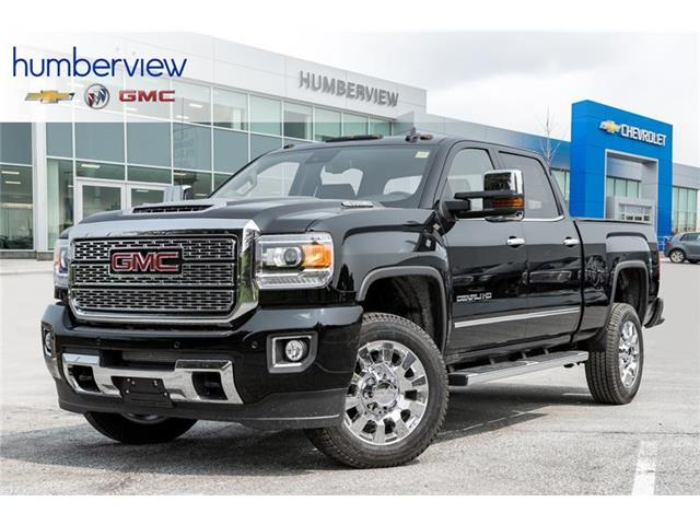 2019 GMC Sierra 2500HD Denali (Stk: T9K092) in Toronto - Image 1 of 21