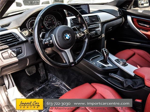 2016 BMW 340i xDrive (Stk: 703292) in Ottawa - Image 15 of 30