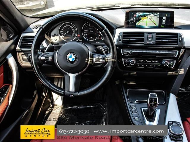 2016 BMW 340i xDrive (Stk: 703292) in Ottawa - Image 18 of 30